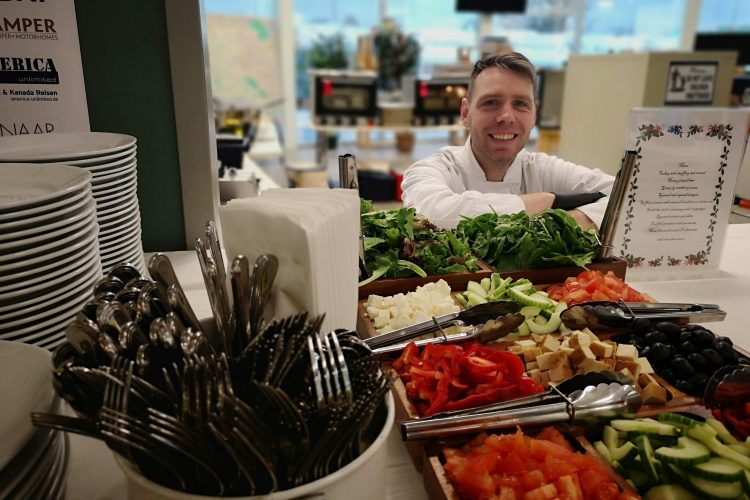 best catering chef Vancouver