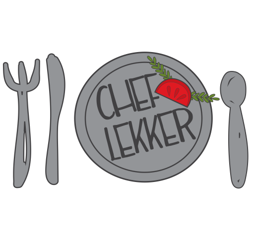 Private chef Catering Vancouver Chef Lekker catering Logo