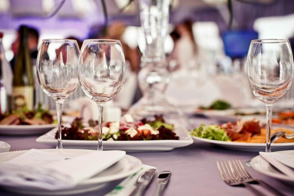 Vancouver catering chef service